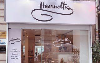 boutique Hazanellie Paris champs Elysée