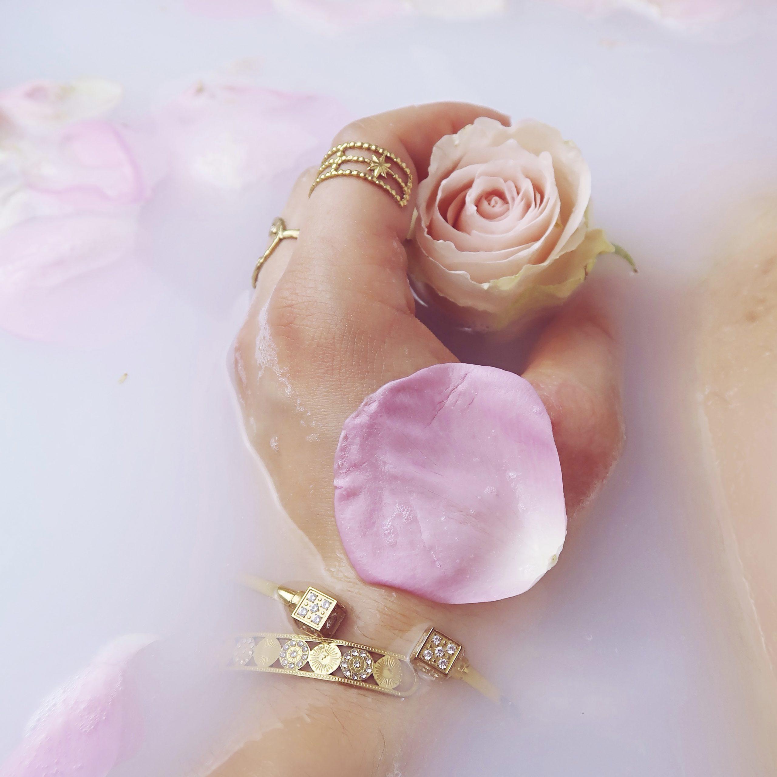 bijoux Hazanellie resistent à l'eau