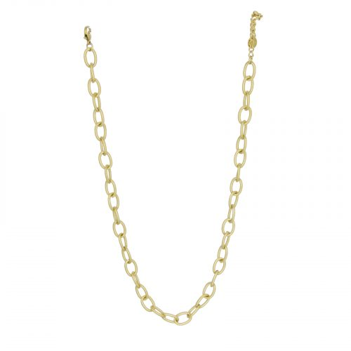 collier chaine simple doré Hazanellie