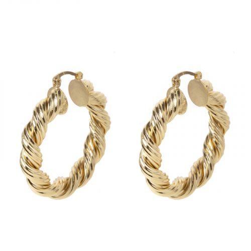 bijoux femme boucle d'oreilles Hazanellie